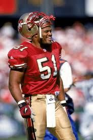 Charles Haley, the 49ers