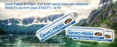 Gano Fresh 2+1 akció: http://ganoexcel.hu/hirek/291-idoszakos-csomagajanlatok-es-promociok-2015-februar