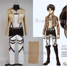Attack on Titan Cosplay Attack on Titan Mikasa by Wowcosplay, $125.00