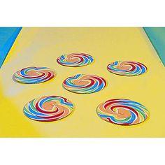 Lollipop walkway