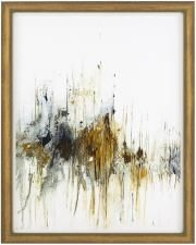 Shape and Movement Framed Wall Art