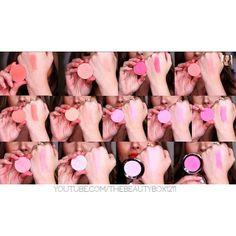 MAC Blush Dupes Kiss Makeup, Makeup Dupes, Makeup Geek, Mac Blush Dupes, Skincare Dupes, Scaly Skin, Minimal Makeup, Makeup Must Haves, How To Apply Foundation
