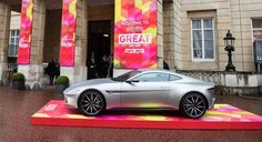 Aston Martin is a GREAT addition to Chinese state visit Aston Martin Lagonda, Aston Martin Cars, Lancaster House, Sexy Cars, Automotive Design, Sport Cars, Exotic Cars, Concept Cars, Luxury Cars