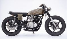 Suzuki GS550 1978 By Clockwork Motorcycles