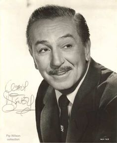 The Incredible Mr. Walt Disney.  An amazing legacy that our family enjoys over and over in Florida.