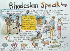 Zimbabwe History, Ian Smith, Funny Captions, English Words, Afrikaans, Homeland, Black History, Authors, South Africa