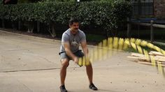 6 minute battle ropes HIIT workout. 15 different exercises to try with your battle ropes