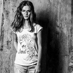 Avès MONO| Maglieria Artigianale  #mono#tshirt#blackandwhite#fashion#style