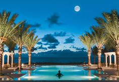The Breakers Palm Beach Resort - truly lovely.