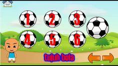 belajar berhitung bola bersama upin ipin