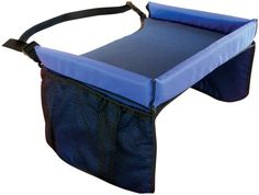 Star Kids Snack and Play Travel Tray The Star Kids Snack & Play Travel Tray provides a sturdy surface for travel treats and toys. Perfect for your on-the-go family, this tray is designed to meet the needs of today's travel-friendly children.  Convenience Wherever You Go Every parent knows that when children can't reach items, they become upset. You have to stop the car or reach behind to get the items your child wants. This inconven...
