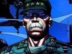 """General """"Thunderbolt"""" Ross (Hulk)"""