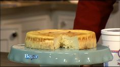 Making Cheesecake with Prudence Sloane