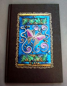 Art Journal Butterfly Daydreams 2 by MandarinMoon, via Flickr