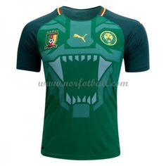 Your heart beats in double-time for Cameroon. Show your true colours and represent your team with the officially licensed Cameroon Home Replica Jersey. Soccer Kits, Football Kits, Football Jerseys, Polo Shirt Women, Sport T Shirt, Soccer Accessories, Team Uniforms, Training Tops, Outfits