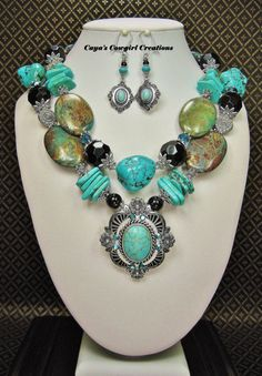 Turquoise Necklace..