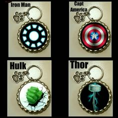 Hey, I found this really awesome Etsy listing at https://www.etsy.com/listing/245124595/custom-pet-id-tags-superhero-iron-man