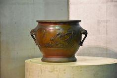 Japanese Bronze Brazier – Edo Arts