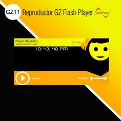Los reproductores GZ11 Tropical constan de un solo archivo #Flash #Player, no traen fichero .xml Varios Colores. Diseño by #agustin, ideal para APP #Facebook, #Xat, #Pagina #web, entre otros. www.surdatanet.net - www.moqueguahost.com - www.surdatacenter.com
