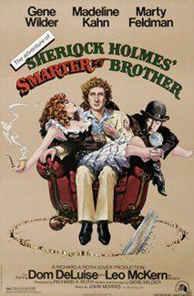 """Ma chronique du film """"Le frère le plus futé de Sherlock Holmes"""" de Gene Wilder."""