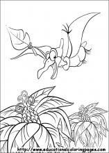Land Before Time Coloring Pages free For Kids