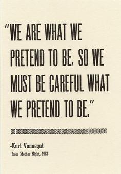 pretend.