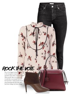 """""""Rock the Vote in Style 2488"""" by boxthoughts ❤ liked on Polyvore featuring H&M, A.L.C., Tod's, Pierre Hardy and rockthevote"""