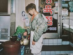 G-Dragon - Dazed Korea (September 2016)