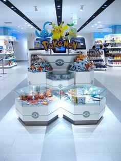 pokemon store • yokohama by creativeholly, via Flickr