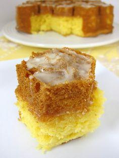 Amaretto Cake at plain chicken
