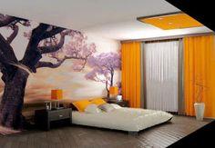 Dormitorios en estilo oriental                              …