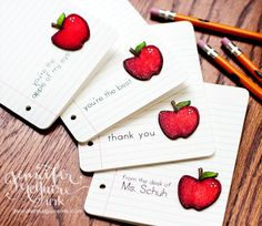 teacher gift idea-- {free} printable cards, print one thank you card to give to teacher or print a bunch to bundle together with envelopes and give as gift