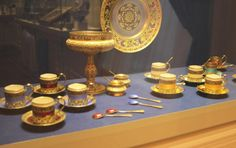 ROYAL RUSSIA: Faberge Enamel