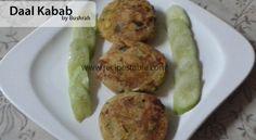 Daal Kabab Recipe - Recipes Table
