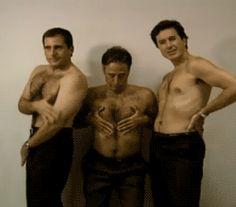 Females and Bathrooms - steve carell,Jon Stewart,stephen colbert