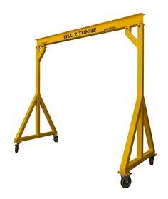 Gantry Cranes | All-Ways Rigging Gear