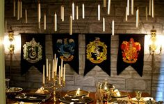 HARRY POTTER PARTY S