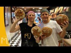 ▶ Hoy cocino con... | CÓMO HACER PAN (CON XAVIER BARRIGA) - YouTube