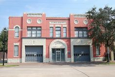 10 Must-See Museums in Houston: Houston Fire Museum