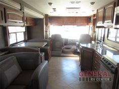 New 2015 Fleetwood RV Terra 35K Motor Home Class A at General RV | Orange Park, FL | #105775