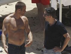 Paul Walker rueda un photoshoot para Cool Water, la fragancia de Davidoff ~ ActorsZone