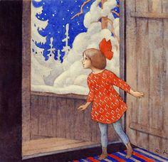 Rudolf Koivu (Finnish 1890-1946) - Vintage