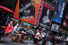 Courrier du globe-trotter: New York pour la première fois