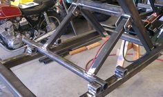 MC Lift Table Project - Custom Fighters - Custom Streetfighter Motorcycle Forum