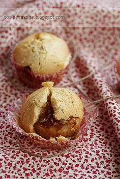 Muffins de chutney tomate y queso cabra_2