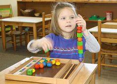 The Importance of Concrete and Hands-On Sensory Experiences. #best #wooden #educational #toy.  http://spielgaben.com.au