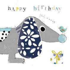 print & pattern: CARDS - anna victoria #dog