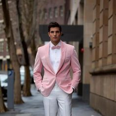 mens pink suit | Men Style Fashion | Alternative Men's Suits