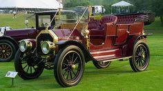 1909 Buick Model 17 touring