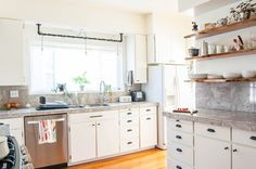 Here's How Hidden Cabinet Hacks Dramatically Increased My Kitchen Storage